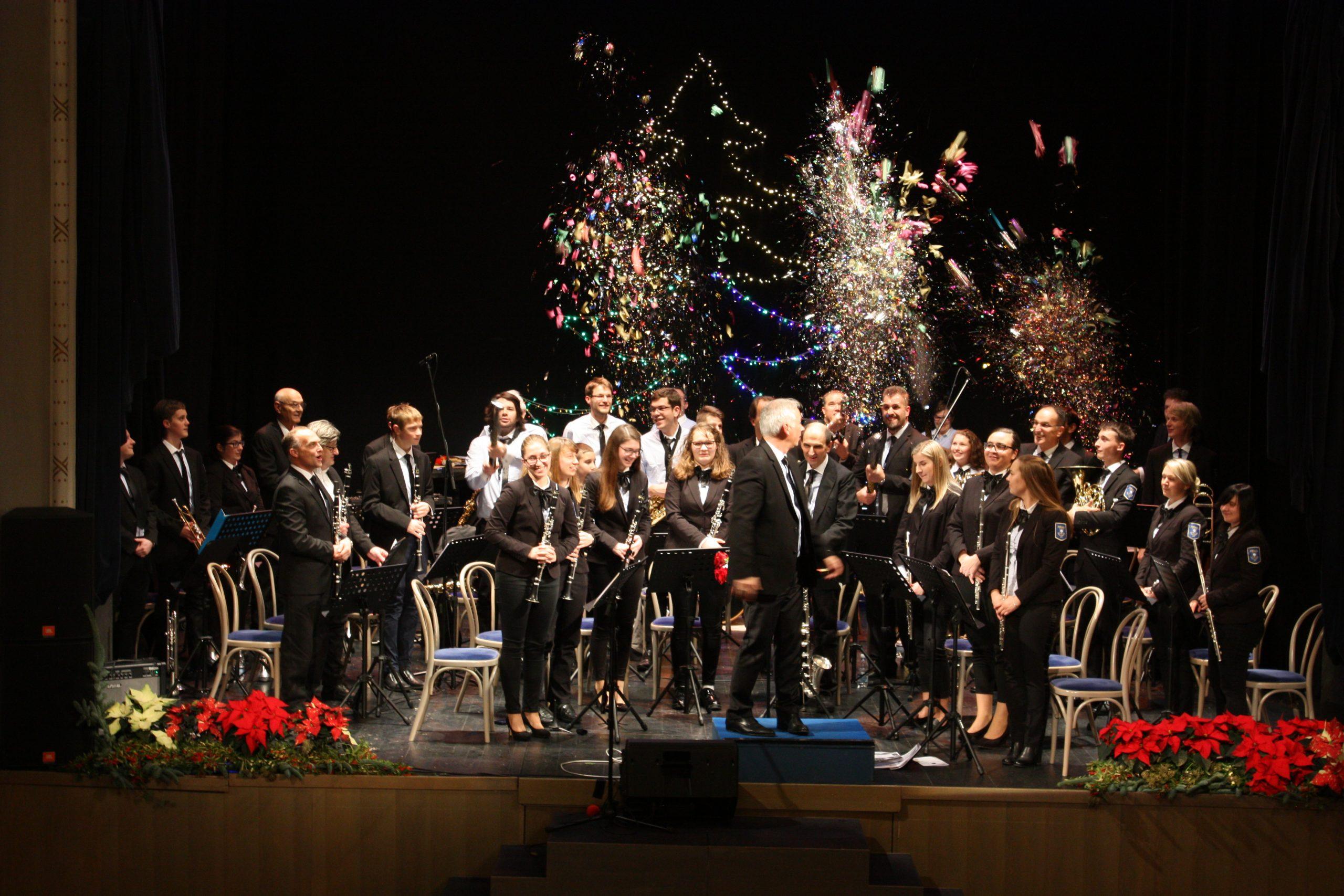 Praznični koncerti v Gledališču Tartini
